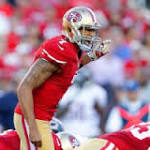 Kaepernick fined for inappropriate language