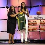 WNBA Draft Notebook: 'Humbling' Night for Top Pick Loyd; Zahui B. Ready to ...