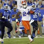 Florida Gators' Matt Jones ready to make up for lost time