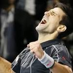 Novak Djokovic beats Rafael Nadal to win World Tour Finals