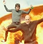 The Brothers Grimsby: EW review