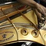 Steinway Instruments is being sold for $438 million