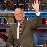 David Letterman Announces Final 'Late Show' Guests
