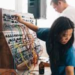 LCD Soundsystem's Nancy Whang Talks Moogs and Prince