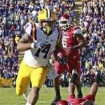 Ron Higgins' 'On the Drive Home': LSU-Arkansas post-game points
