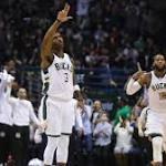 Bucks snap weary Warriors' record streak to start season at 24 games