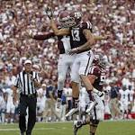 Pre-game at Kyle Field: Bulldogs make second ever trip to College Station to ...