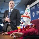 Joyland's Louie the Clown found in home of sex offender (VIDEO)