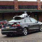 Uber's self driving car revealed: Secret project to take on Google spotted on ...