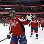 Alex Ovechkin helps Capitals beat Penguins, snap four-game losing streak