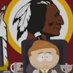 'South Park' Takes on Washington Redskins Naming Controversy