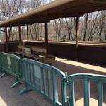 Pavilion overlooking cheetah exhibit at Cleveland zoo closed Sunday (photos)