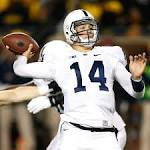 Hackenberg gets through Penn State spring game unscathed