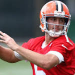 Brandon Weeden, Cleveland Browns' offense poised to surprise
