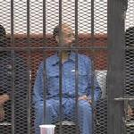 Gaddafi's son in court