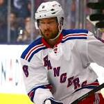 Kevin Klein arm X-rays means Rangers defense in peril