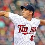 Twins lefty Andrew Albers blanks Cleveland Indians, 3-0