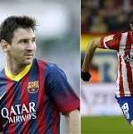 Barcelona v Atletico Madrid - Spanish title deciderLive