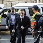 Oscar Pistorius trial: Traumatised athlete 'at risk of suicide' says mental health ...