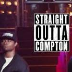 Straight Outta Compton Red Band trailer released with Dre, Cube intro