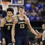 Wolverines' DJ Wilson, Moe Wagner entering NBA draft without agents