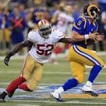 49ers injury update: Patrick Willis status unknown, Stevie Johnson not ruling ...