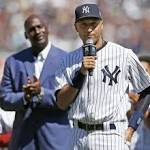 Stray thoughts on Derek Jeter Day