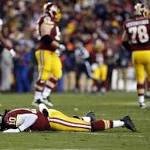 RG3 is terrible, but the Redskins have done far worse, many times over