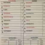 Jarrod Dyson to start in place of Nori Aoki as Royals shake up lineup for World ...