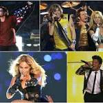 A scientific ranking of Super Bowl halftime shows
