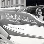 Mock, 1st female pilot to circle globe, dies at 88