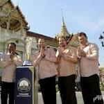 4 players share lead at Thailand Golf Championship