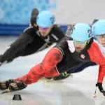 Canada's Hamelin wins gold in 1500 short track