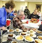 Lawrenceville Baptist church continues tradition of serving Thanksgiving meals