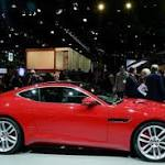 Jaguar Is Back With Its 'British Villains' Effort
