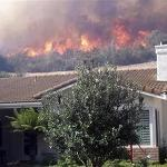 Hundreds of California homes threatened by fire ordered evacuated - WGAN