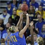 Delle Donne shines as Blue Hens head for uncharted territory