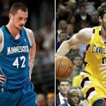 How Draymond Green and Kevin Love wage war -- on their weight