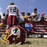 Legislators call on Redskins to drop 'R-word'