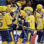 Sharks 3, Predators 2: San Jose ends with a flourish to win in a shootout