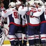 Capitals rally past Blackhawks to end 5-game losing streak