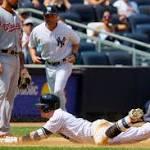 Brendan Ryan returns to Yankees with an unusual bang