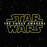 'Star Wars: The Force Awakens': See the 88-second first trailer this weekend