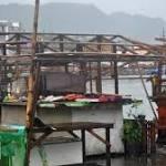 Typhoon Hagupit weakens over Philippines