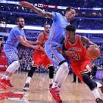 With Jimmy Butler also sidelined with injury, the odds are against this Chicago ...