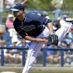 Spring Game 13: Rays Win But Alex Cobb Departs With Injury