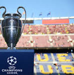 Champions League draw: live - Who can Arsenal, Chelsea and Man City get?