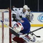 Rangers-Sharks in review