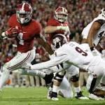 Alabama QB Blake Sims fueling Alabama's national title hopes
