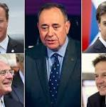 As it happened: Scottish independence campaign, Thursday, September 11